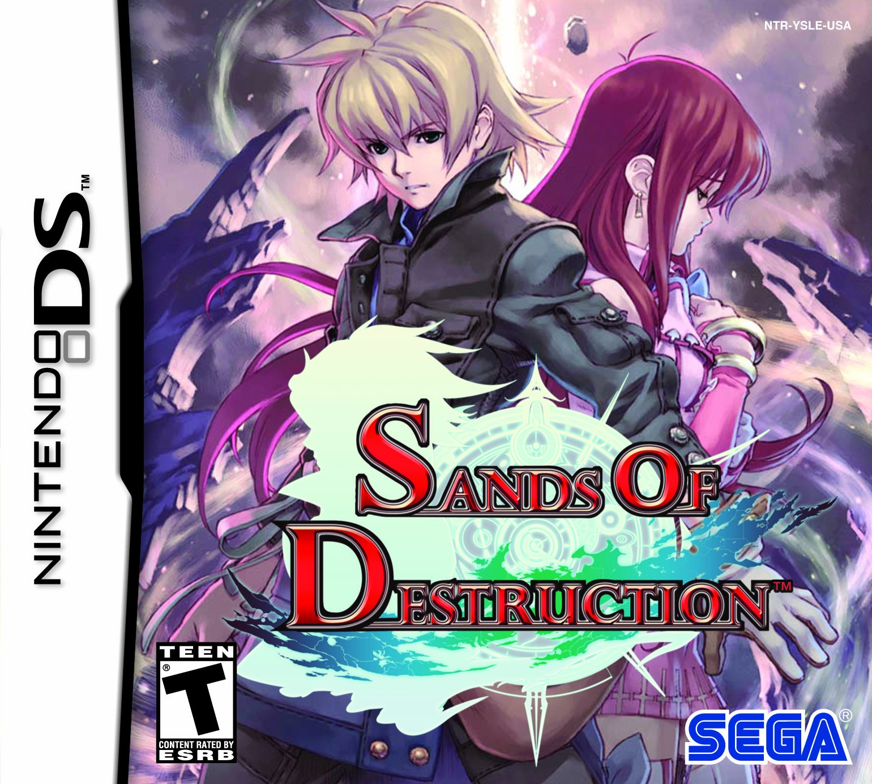 Sands of Destruction - Nintendo DS