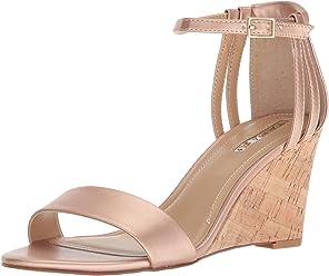 Tahari Womens TA-Farce Wedge Sandal
