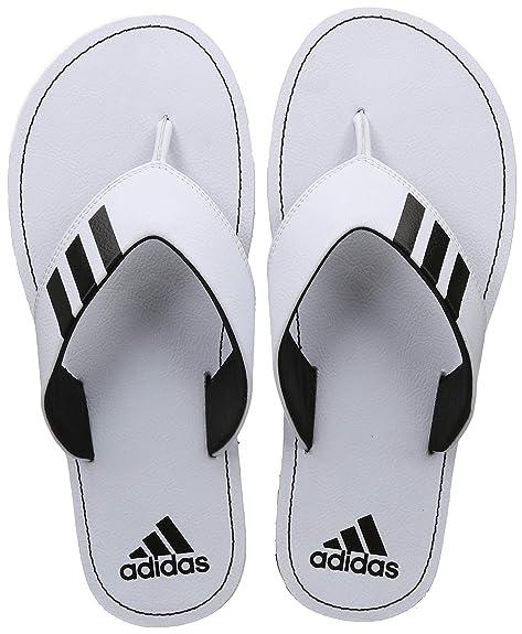 Ftwwht/Cblack Sandals-12 UK/India