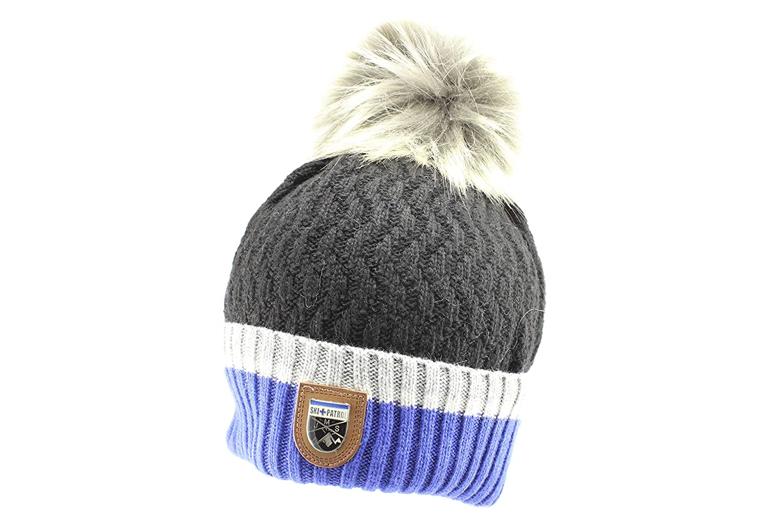 Jamiks Horacio Warm Boys Winter Pom Pom Beanie Hat