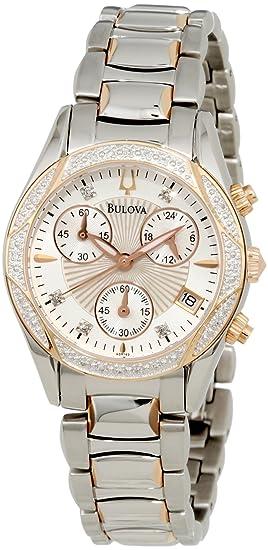 Bulova 98R149 Mujeres Relojes