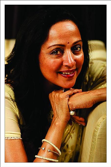 Sai advertising Digital HD Printed Actress Hema Malini