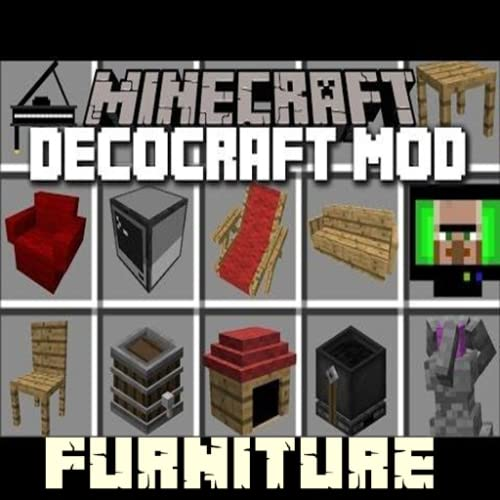 New Top Furniture: Furniture for MCPE by New-Top-Furniture-Furniture-for-MCPE