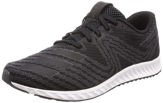 Adidas Aerobounce Pr W, Zapatillas de Trail Running para Mujer, Negro (Negbás/Plamet/Ftwbla 000), 44 2/3 EU adidas