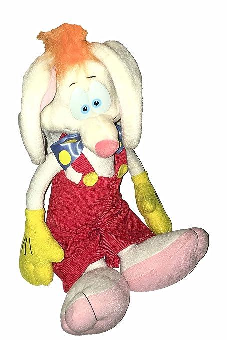 Amazoncom Who Framed Roger Rabbit 17 Plush Toys Games