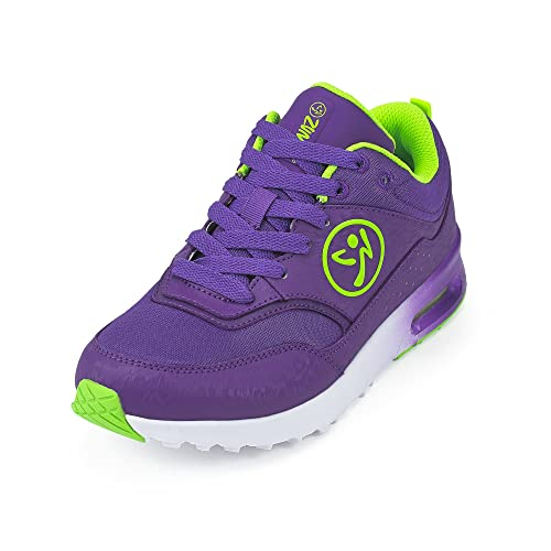 Zumba Footwear Zumba Air Classic, Zapatillas de Deporte para Mujer, Azul (Purple)