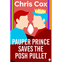 Pauper Prince Saves the Posh Pullet: A Bi/Gender Fluid Superhero Romance (Royal Powers Book 5) (English Edition)