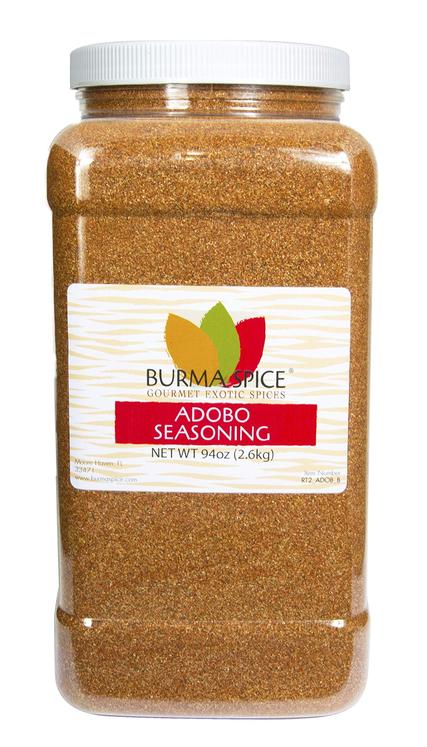 Adobo Seasoning Spice Blend (94oz.)