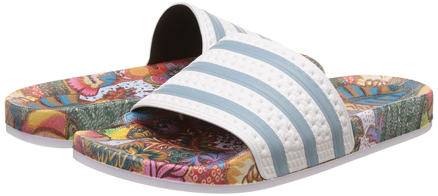 50c6ec724b005 adidas Originals Women s Adilette W Vapste and Ftwwht Flip-Flops and House  Slippers - 8 UK India (42 EU)  Buy Online at Low Prices in India - Amazon.in