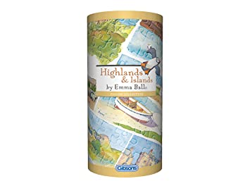 Amazon gibsonshighlands and islands emma ball gift tube jigsaw gibsonsquothighlands and islands emma ball gift tubequot jigsaw puzzle negle Image collections