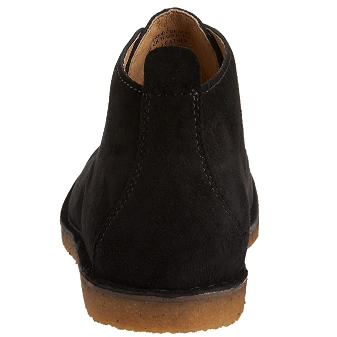 Hush Puppies - Botas safari para hombre, Negro, talla 45: Amazon.es: Zapatos y complementos