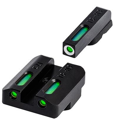 Amazoncom Truglo Tfx Tritium And Fiber Optic Xtreme Handgun