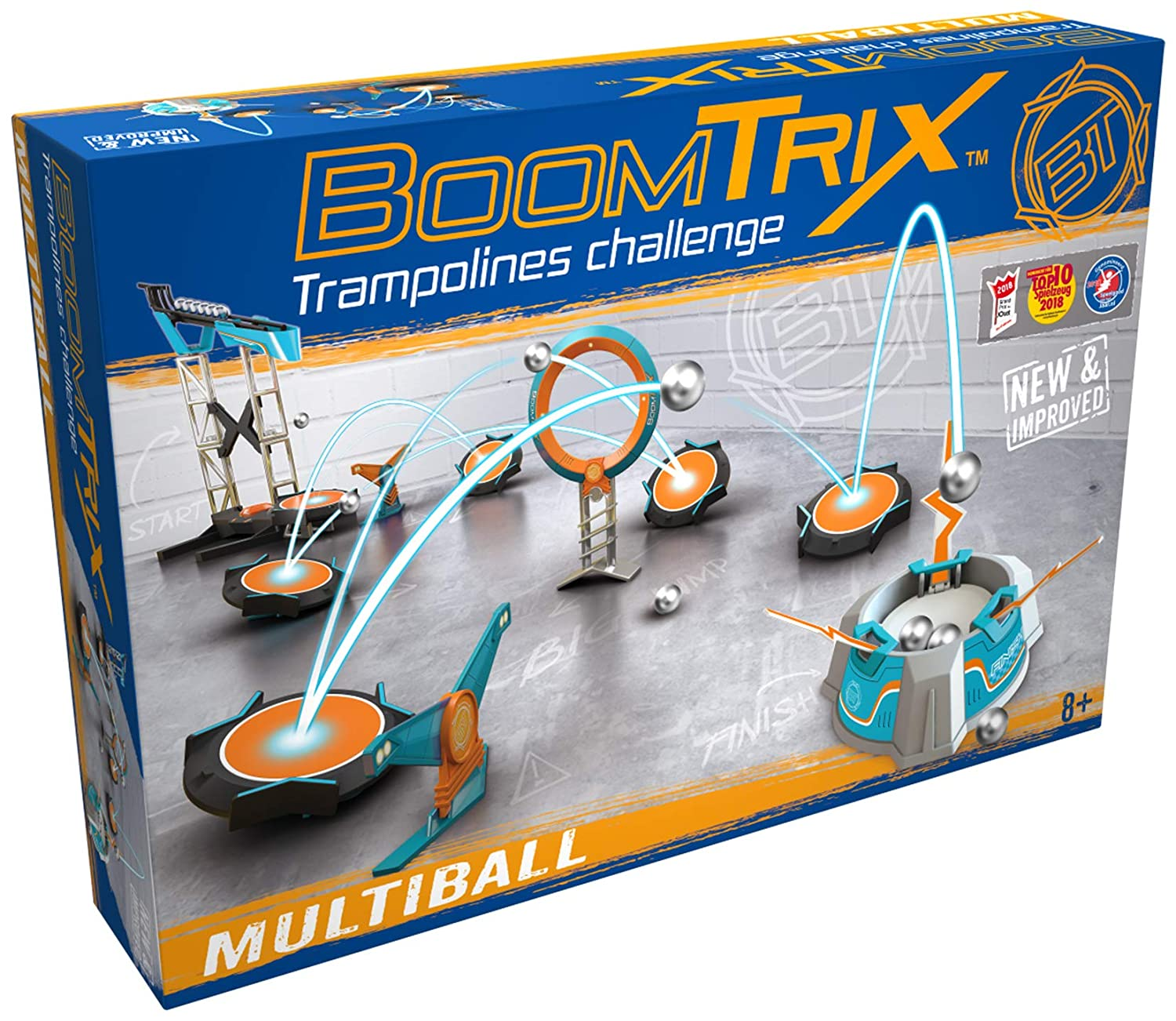 Goliath -Boomtrix , Pack Multi-trucos (80604)