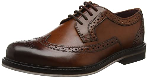 fff17d3e5447 Ted Baker Men s Ttanum 3 Brogues  Amazon.co.uk  Shoes   Bags