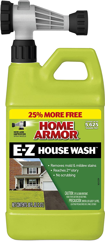 Mold Armor FG51164B Ez House Wash Hose End