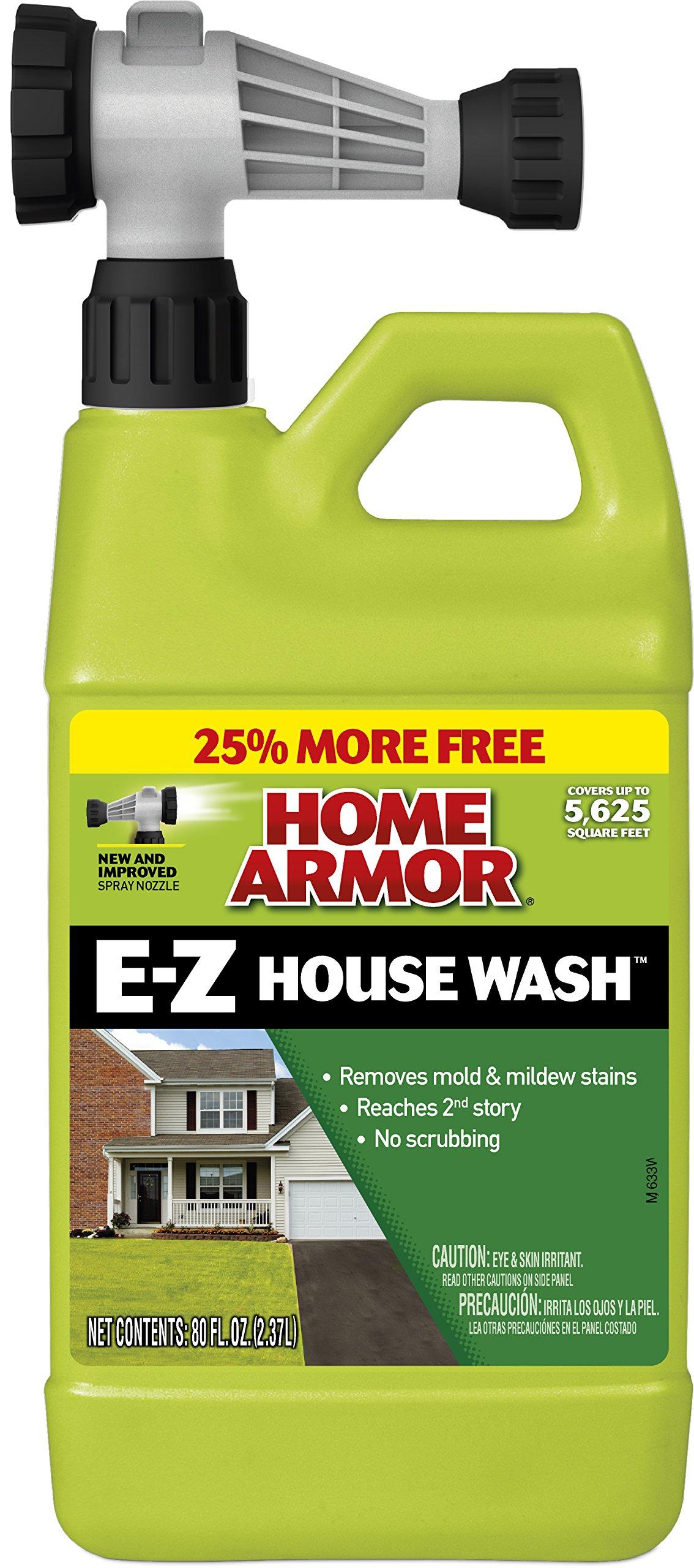 Home Armor FG51164BT Ez House Wash Hose End
