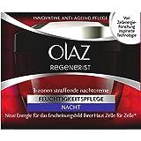 Olay Regenerist 3 zonas Crema Reafirmante Noche Súper, 1 paquete (1 x 50 ml)