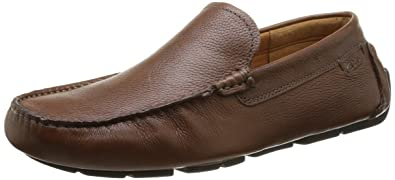 53285fb7 Clarks Men's Davont Drive Leather Loafers and Mocassins