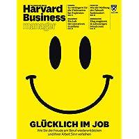 Harvard Business Manager 1/2018: Glücklich im Job