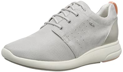 Womens D Happy a Low-Top Sneakers Geox e55UxUYncA