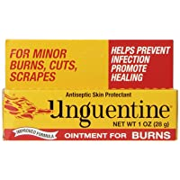 Oakhurst Co. Unguentine Antiseptic Ointment for Burns, Cuts & Scrapes, Assorted, 1 Ounce