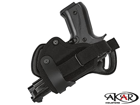 Hunting Small of the back Nylon Gun Holster fits Ruger SR9C With