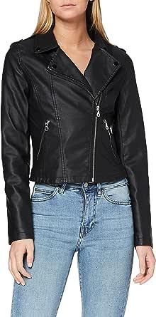MISS SELFRIDGE Women's PU Biker Jacket