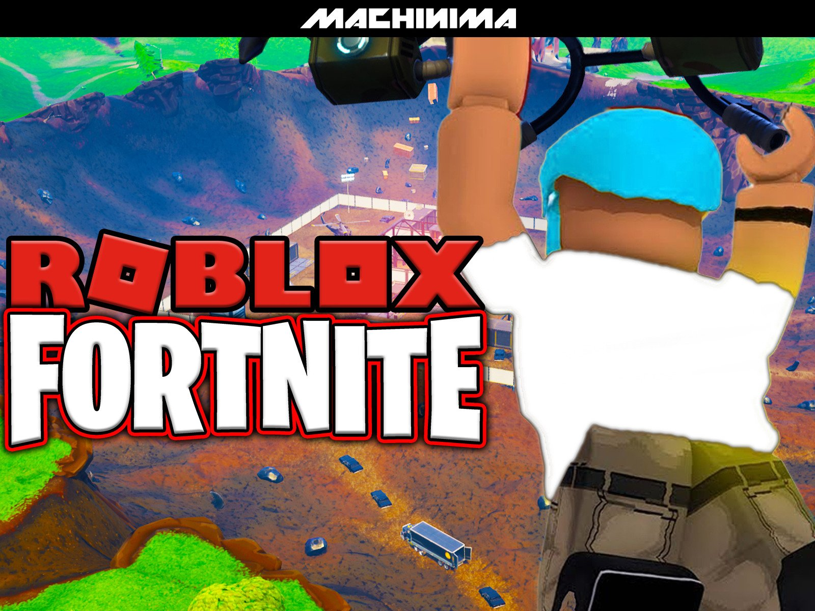 Amazon Com Watch Clip Roblox Fortnite Prime Video