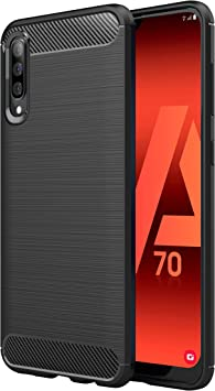 Hanbee Funda para Samsung Galaxy A70 Funda para Samsung A70 Funda ...