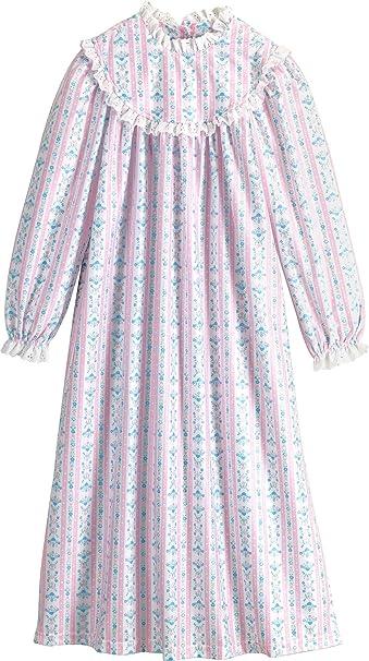 5bcd3c7dd2 Lanz of Salzburg Tyrolean Flannel Nightgown for Girls