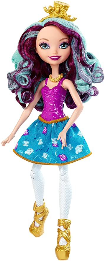 amazon com ever after high madeline hatter doll toys games