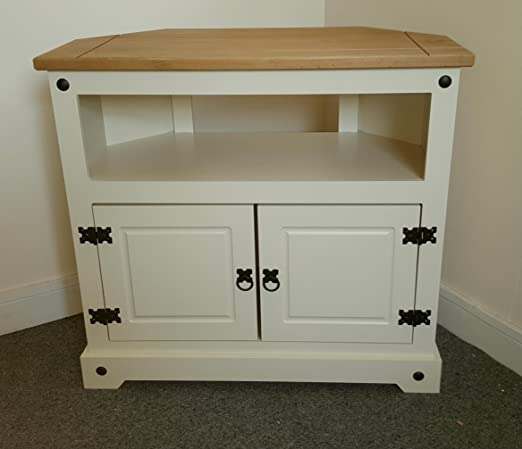 Mercers Furniture Corona – Pintado – Mueble de Esquina para ...