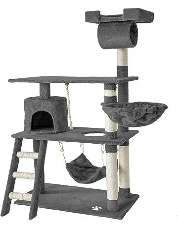 arbre a chat design amazon. Black Bedroom Furniture Sets. Home Design Ideas