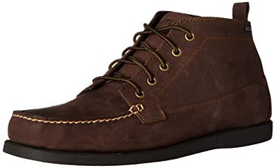 Eastland Men's Seneca Chukka Boot, Bomber Brown, ...