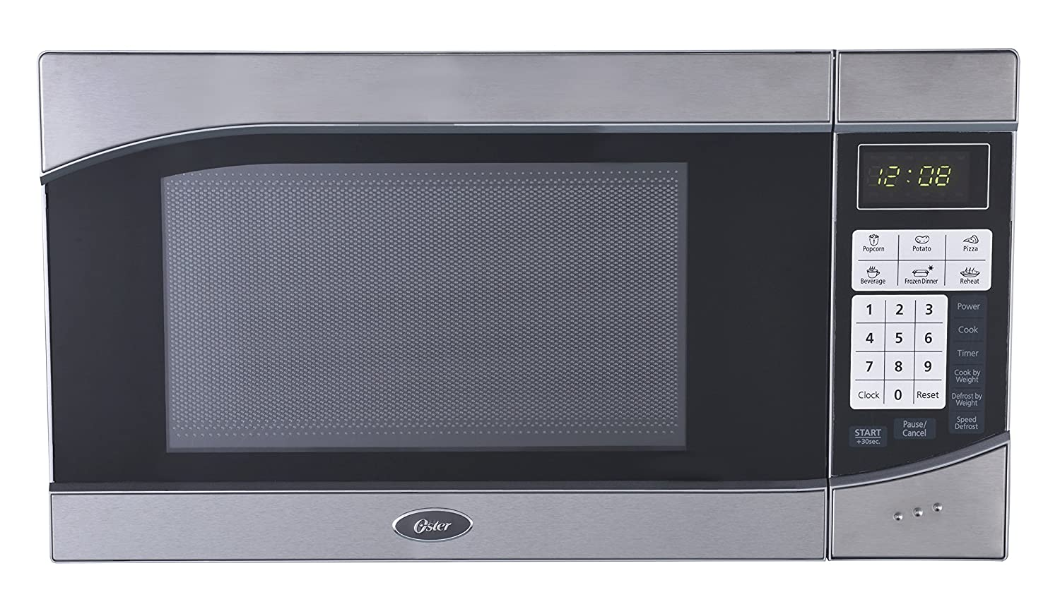 Amazon.com: Oster OGH6901 0.9 Cubic Feet 900-Watt Countertop ...