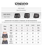 Mundo Unico Men Colombian Short Boxer Briefs