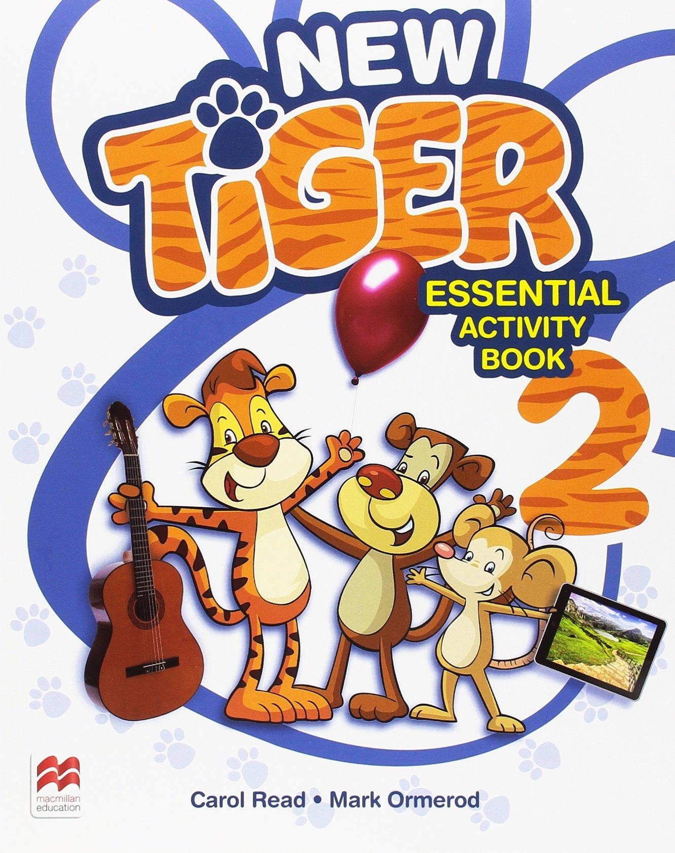NEW TIGER 2 Essential Ab: Amazon.es: C. Read, M. Ormerod: Libros ...
