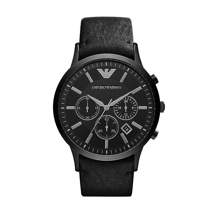 5a9ef48a4d82 Emporio Armani Reloj de Pulsera AR2461  Emporio Armani  Amazon.es ...