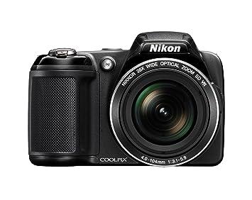 Amazon Nikon COOLPIX L810 16 1 MP Digital Camera with 26x