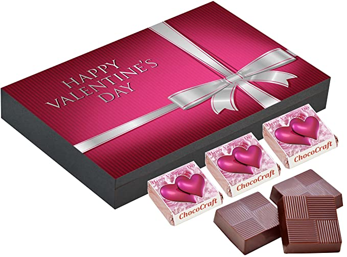 Chococraft Valentines Day Special 18 Chocolate Gift Box Chocolate