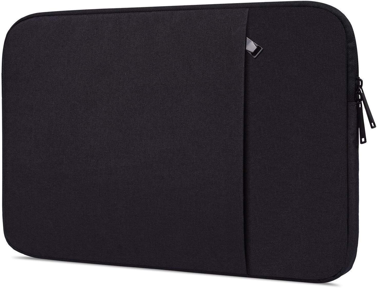 DAMOMCO Laptop Sleeve Bag for 14 Inch Notebook Computer Bag, Black