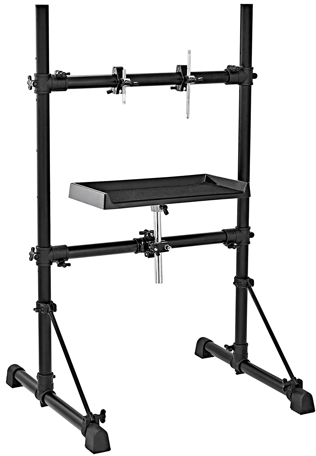 Meinl Percussion TMCR Cajon Rack for Seated Players, Black Meinl USA L.C.