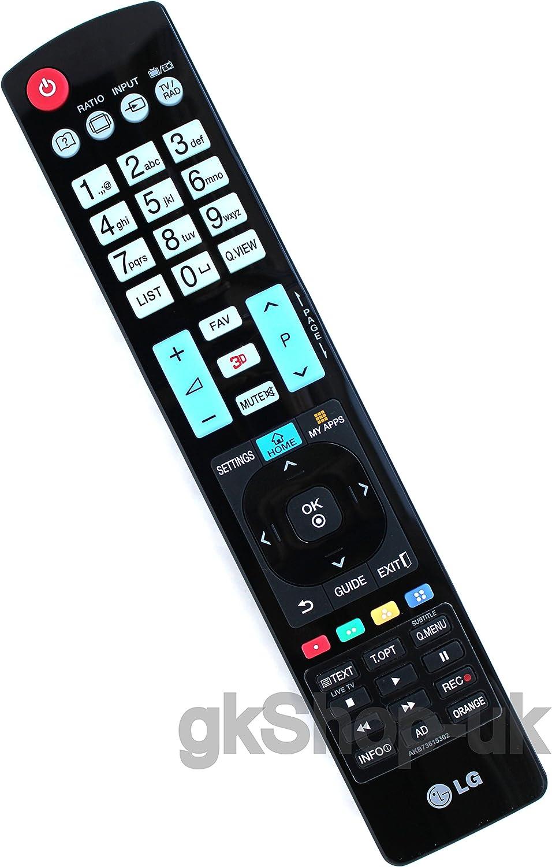 CONTROL REMOTO LG 3D SMART TV: Amazon.es: Deportes y aire libre