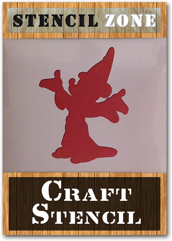 Mickey Mouse de Disney Mylar AirRush pared de la pintura Arte de la plantilla