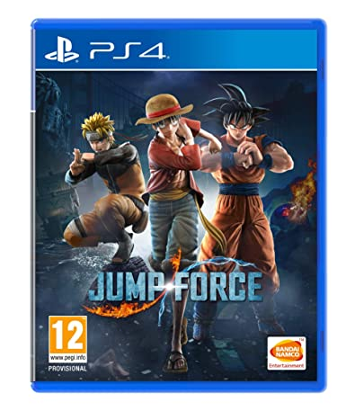 Jump Force Ps4 Amazon Co Uk Pc Video Games
