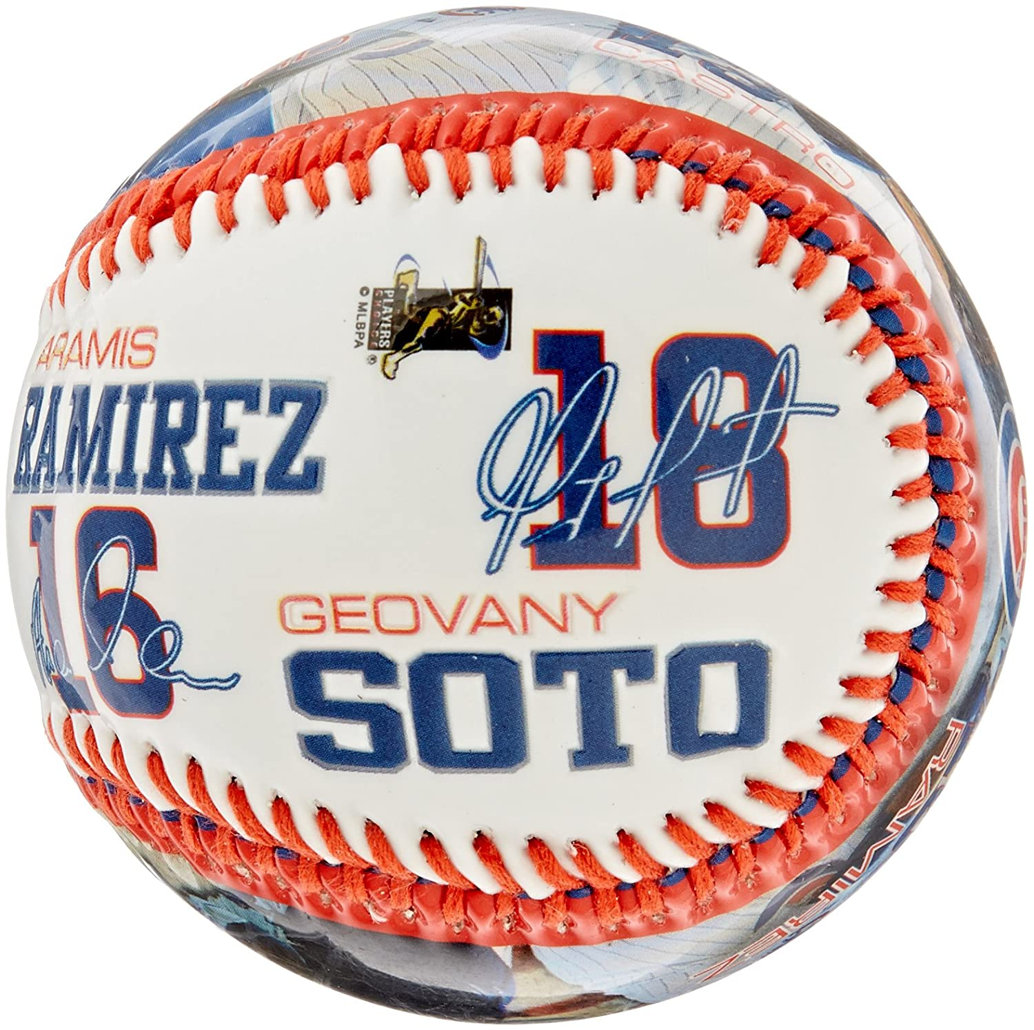 Chicago Cubs 2011 Multi Player Clubhouse Baseball