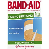 Band-Aid Fabric Dressing Strip 6cmx1m Count