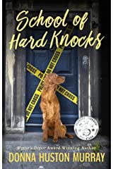 SCHOOL OF HARD KNOCKS: An Amateur Sleuth Whodunit (A Ginger Barnes Cozy Mystery Book 3) Kindle Edition