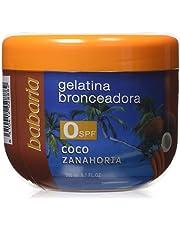 Babaria Gelatina Bronceadora Coco SPF0-200 ml