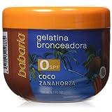 Babaria - Gelatina Bronceadora - Coco Zanahoria - 200 ml